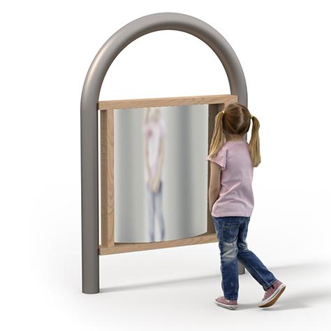 """Kobito illusion mirror"" (Order-No.: 10.3705)"
